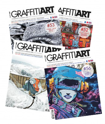 Covers Graffiti Art